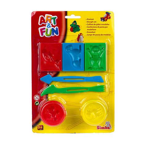 """Творчество и рукоделие «Simba Dickie Group» (6324279) набор для лепки """"Первые попытки"""", фото 2"""