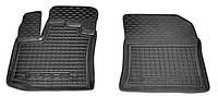Полиуретановые передние коврики для Renault Lodgy 2013- (AVTO-GUMM)