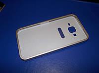 Защитный бампер для Samsung J5 алюминий