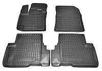 Полиуретановые коврики для Renault Lodgy 2013- (AVTO-GUMM)