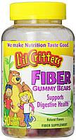 L'il Critters Fiber 90шт  витамины детские жевательные , фото 1