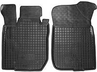 Полиуретановые передние коврики для Renault Duster 2012-2014 2WD (российская сборка) (AVTO-GUMM)