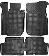 Полиуретановые коврики для Renault Duster 2012-2014 2WD (российская сборка) (AVTO-GUMM)