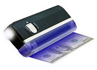 Портативный ручной ультрафиолетовый детектор валют. Отличное качество. Интернет магазин. Код: КДН251