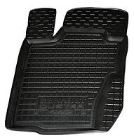 Полиуретановый водительский коврик для Renault Duster 2012-2014 4WD (российская сборка) (AVTO-GUMM)