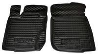 Полиуретановые передние коврики для Renault Duster 2012-2014 4WD (российская сборка) (AVTO-GUMM)