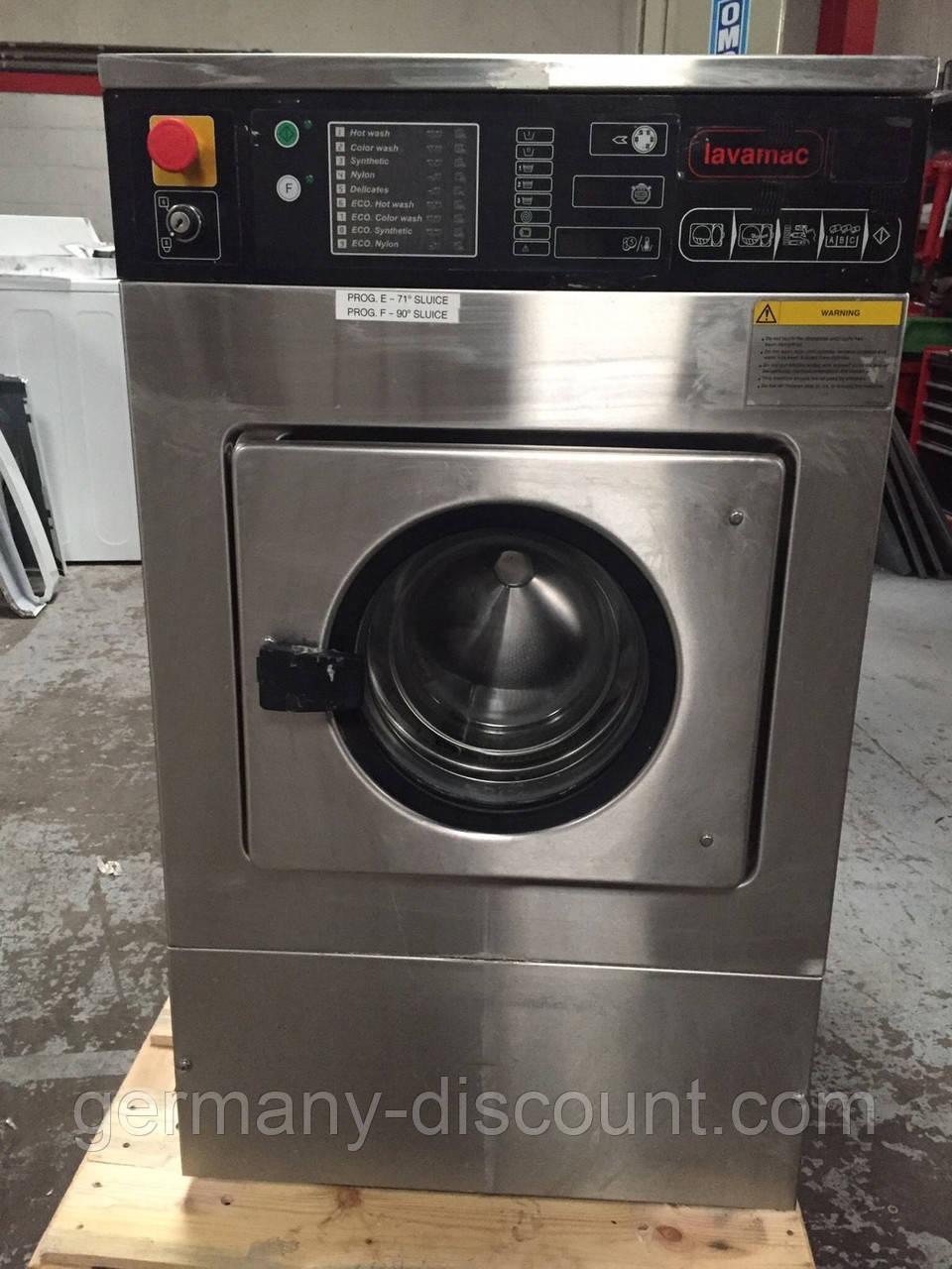 Промышленная стиральная машина Lavamac LH 95