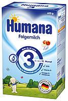 Детская сухая молочная смесь Humana 3 , 600 г