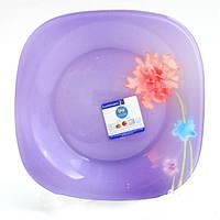 Тарелка 25,5см luminarc Angel Purple 1753j