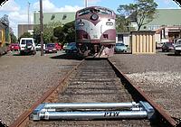 Портативные переносные вагонные весы PTW HA-P2