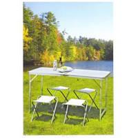 Набор стол и стулья для отдыха ПИКНИК