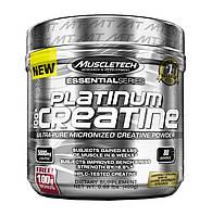 Креатин MuscleTech Platinum 100% Creatine, 400 грамм или 80 порций