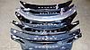Мухобойка (Дефлектор капота) Фольксваген Поло, VW Polo 4 с 2001-2005 г.в.(до ресталинга)