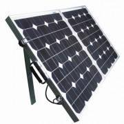 Портативная солнечная панель 120 Вт, монокристалл