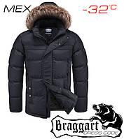Браггарт, мужские куртки на зиму на меху