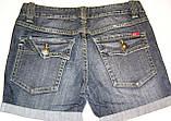Шорти джинсові ONLY 38 р.., фото 2