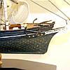 Парусный корабль модель 45 см CUTTY SARK СS21, фото 9