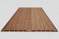 Фасадная доска 191х16х2200 цвет Натур Брашированная поверхность