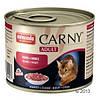 Консервы Animonda Carny для взрослых кошек с говядиной и ягненком, 200 грамм