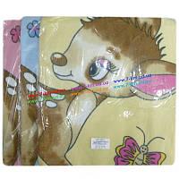 Плед для младенцев Len3193 флис 1 шт (90х90 см)