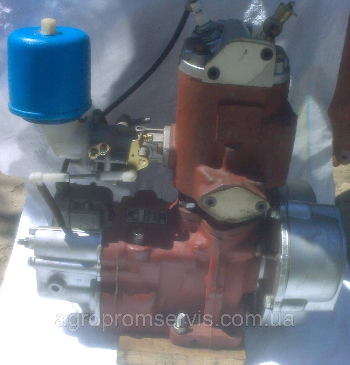 Пусковой двигатель ПД-10 (в сборе)