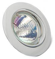 Светильник точечный поворотный DELUX HDL16001R 50W MR16 12V хром