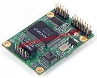 1xRS-422/ 485 Serial, 115.2кбод встраиваемый 10/ 100Мбит Ethernet модуль, разъем pin he (NE-4120A-T)