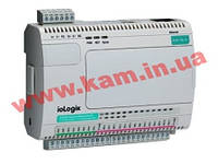 Станция удаленного дискретного ввода/ вывода, 6DI/ 6 реле, интерфейс Ethernet, -40 (ioLogik E2214-T)