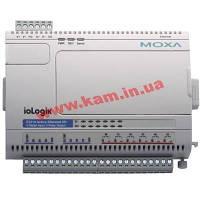 Станция удаленного дискретного ввода/ вывода, 6DI/ 6 реле, интерфейс Ethernet (ioLogik E2214)