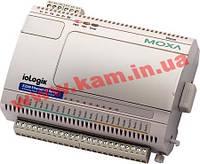 Ethernet сервер удаленного аналогового ввода-вывода, 8AI/ 2AO, интерфейс Ethernet (M (ioLogik E2240)