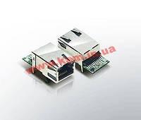Коммуникационный модуль с процессором 32-bit ARM 7 Core (MiiNePort E1)
