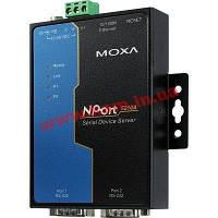 Ethernet сервер устройств с интерфейсом RS-232 (два порта) (NPort 5210A-T)