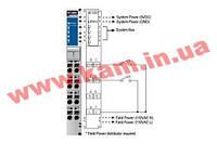 4-канальный модуль дискретного ввода с изоляцией, номинальное напряжение ~110 В (M-1450)