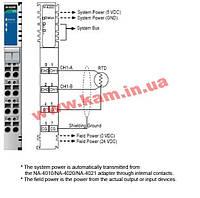 2-канальный модуль ввода сигналов терморезисторов (M-6200)
