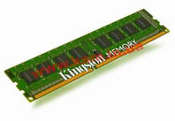 Оперативная память Kingston 4GB 1600MHz DDR3L ECC Reg CL11 DIMM SR x8 1.35V w/ TS (KVR16LR11S8/4)