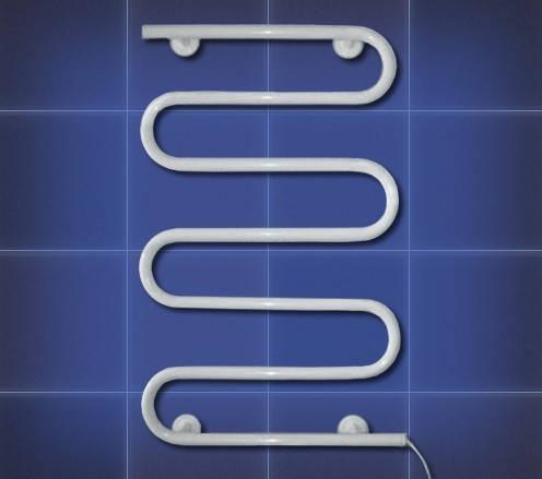 Сушка для полотенец электрическая ПСС 4, белая, фото 2