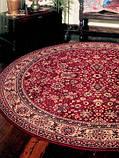 Бельгійські вовняної круглий килим Royal, фото 2