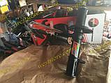 Амортизатор Ваз 2108 2109 21099 2113 2114 2115 передний левый (масло) Фенокс Fenox стойка разборная A61546C1, фото 3