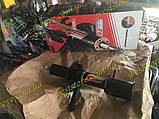 Амортизатор Ваз 2108 2109 21099 2113 2114 2115 передний левый (масло) Фенокс Fenox стойка разборная A61546C1, фото 9