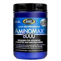 Аминокислотные комплексы Gaspari Nutrition Aminomax 8000 350 таб