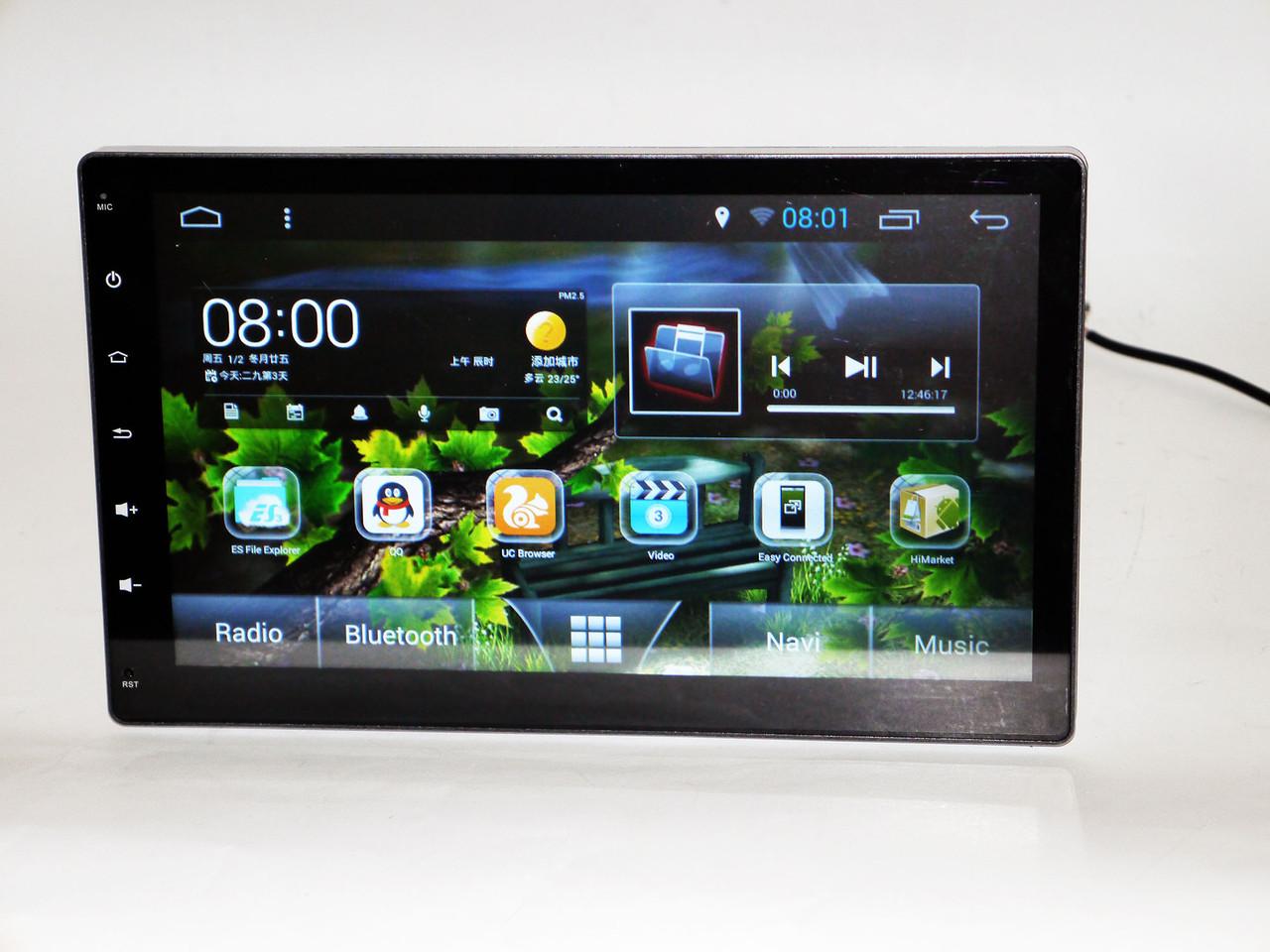 "2Din АвтоМагнитола GPS 10"", Android, IPS, Wi-Fi"