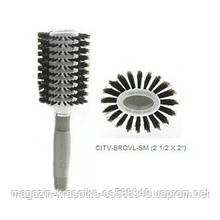 Брашинг Turbo Vent Boar CER+ION OVAL - Small