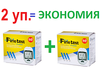 Тест-полоски FineTest 100 шт (2x50)