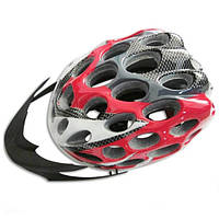 Велосипедный шлем 39 отверстий вентиляции 56-62 см