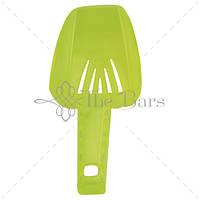 Совок для льда 300 мл, цвет зеленый fluo The Bars B014G