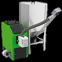 Пеллетный котел отопления с автоматической подачей KOSTRZEWA (Костржева) PELLETS 100 24, фото 1