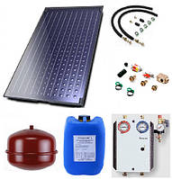 Комплект Solarpak гелиосистемы Buderus Logapak Delta арт. 4001015202