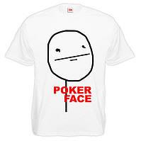 "Футболка ""Poker face"""