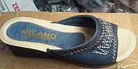 Женские джинсовые сабо,Турция,размеры 37-41 Z825