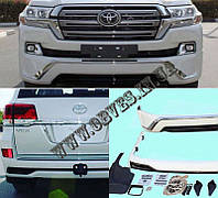 Обвес Middle East Toyota Land Cruiser 200 (2016-...)